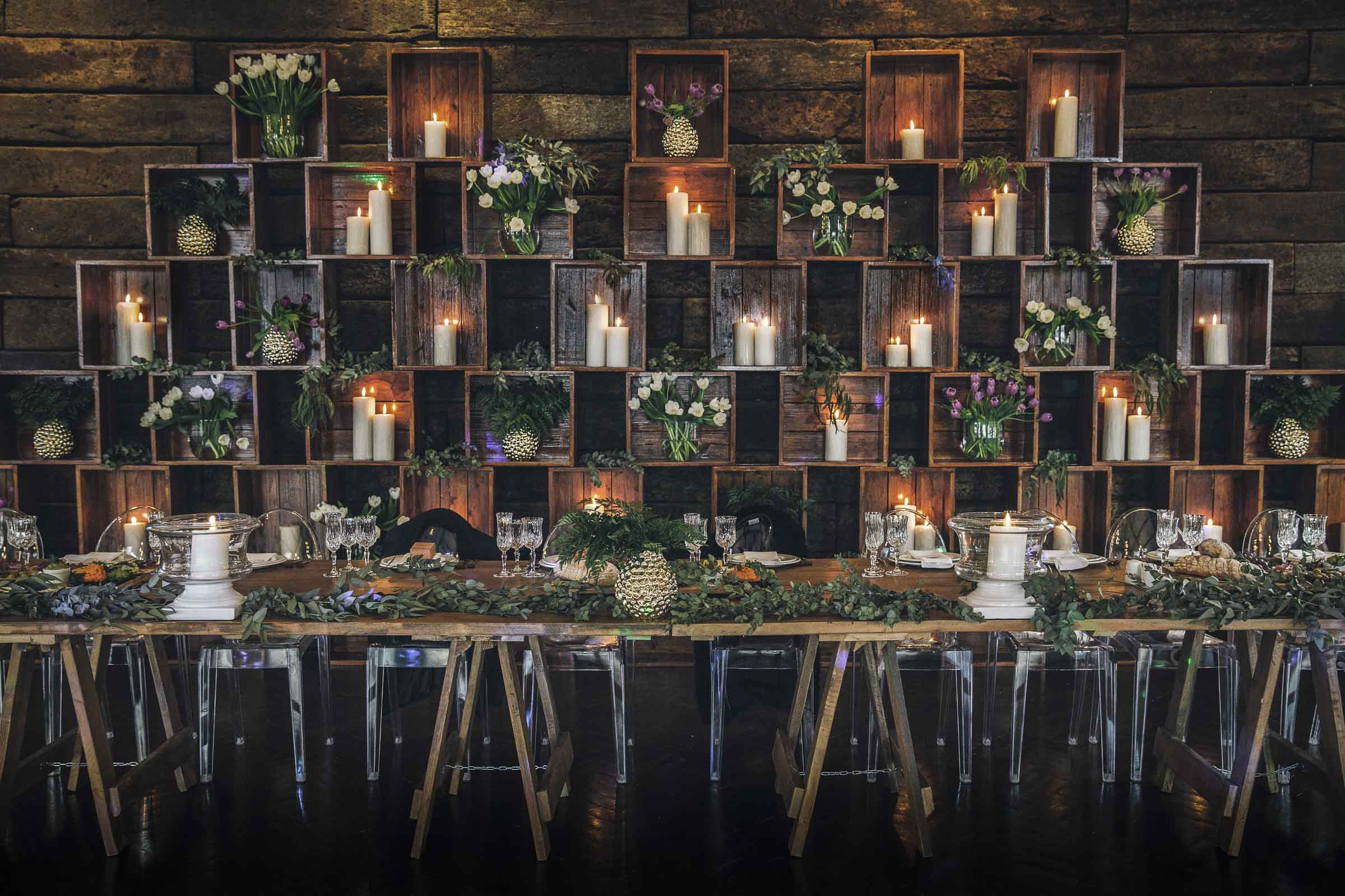 House of Hudson wedding decor hire Standout celibration1-2